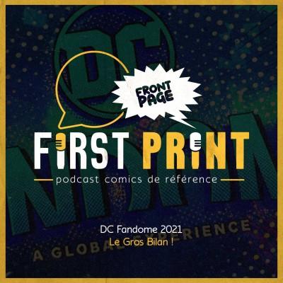 DC Fandome 2021 : le gros bilan en podcast ! cover