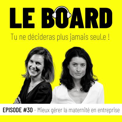 #30 - Comment gérer le congé maternité en entreprise? cover
