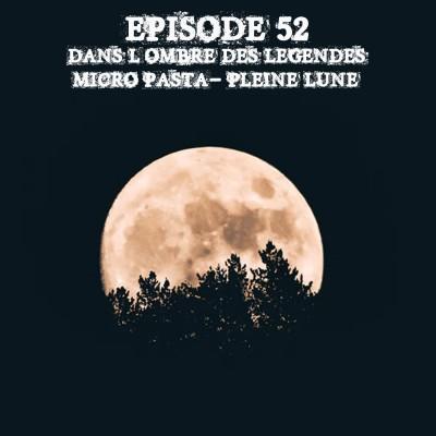 #52 Micro Pasta 03 - Pleine lune... cover