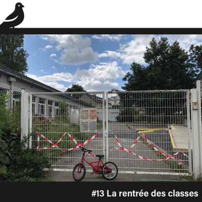 #13 La rentrée des classes cover