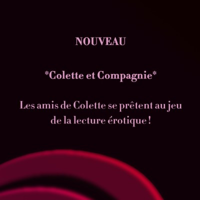 "*Colette & Compagnie* Preview ""Le voisin de palier"" cover"