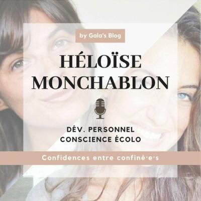 Héloïse Monchablon (Easy Blush) - Développement Personnel & Ecologie cover