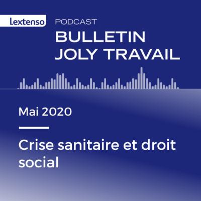 Crise sanitaire et droit social cover
