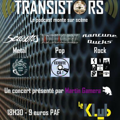 image Hors Série - Concert, Zikdepod, Saison 3 et Cadeau