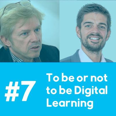 Digital Learning... to be or not to be cover