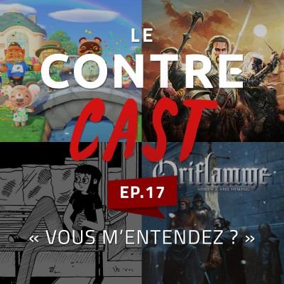 LeContreCast #17 - Vous m'entendez ? cover