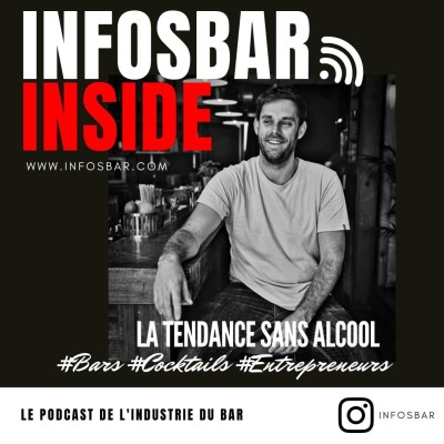 Podcast Infosbar Inside Live #32 - La tendance sans alcool et l'innovation de Martini Aperitivo cover