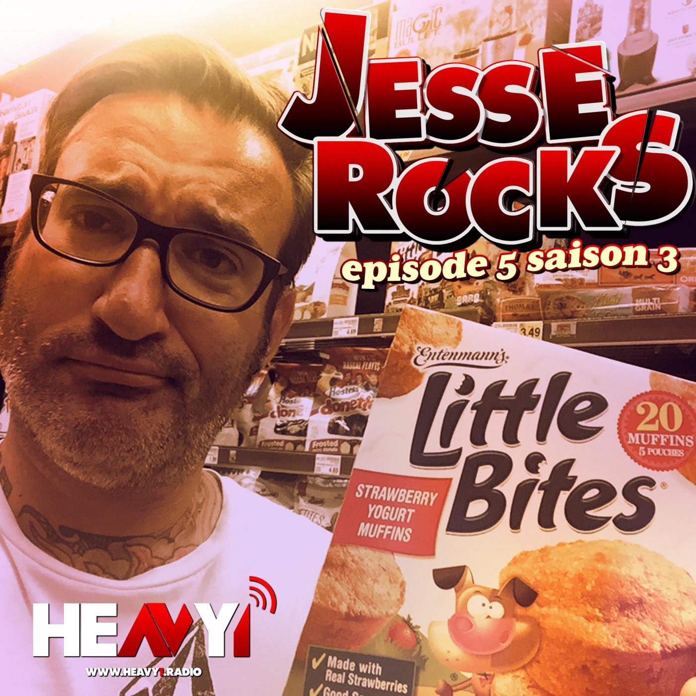 Jesse Rocks #05 Saison 3