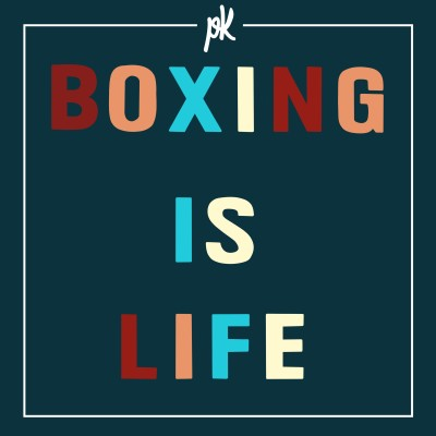 Boxing Is Life cover