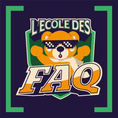 L'École des FAQ Episode #49 – Big blue daba dee daba da cover