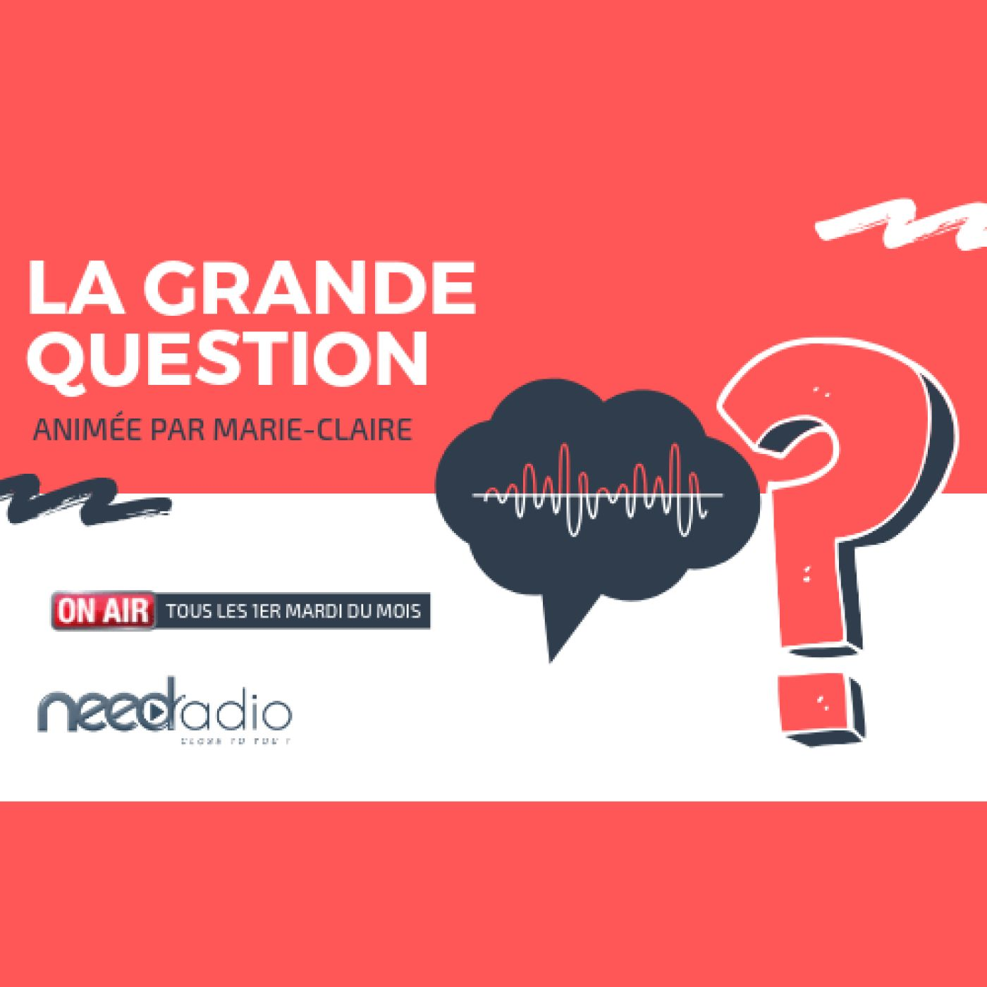 La Grande Question avec Patricia de Figueiredo, Jacques Taquoi et Emmanuelle Mourareau (04/06/19)
