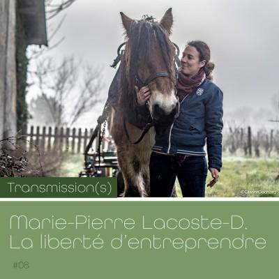 Episode8-MariePierre Lacoste-Duchesne cover