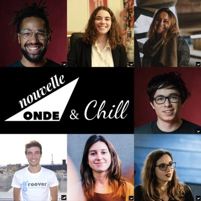 Nouvelle Onde & Chill #01 cover
