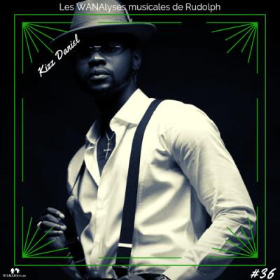 Kizz Daniel : une star incontournable de l'Afropop nigériane cover