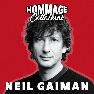 Neil Gaiman, bibliothécaire des rêves cover