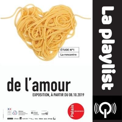 Exposition De L'amour au Palais de la Découverte cover