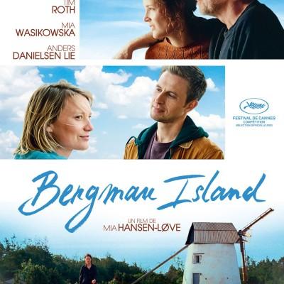 Avis Film BERGMAN ISLAND cover