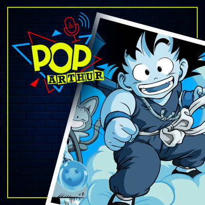 Pop Arthur #8 - Les Séries d'enfance cover