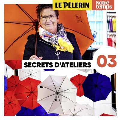 """Christine (Manche) : """"À Cherbourg, le parapluie est une star"""" cover"""