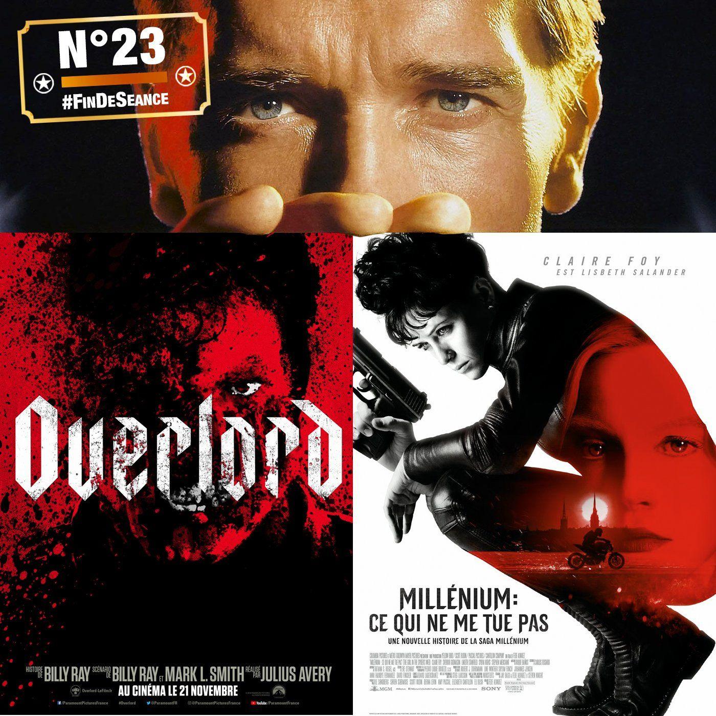 #23 OVERLORD et MILLENIUM - Ce qui ne me tue pas : La Mort dans la peau.