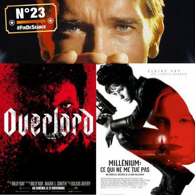 #23 OVERLORD et MILLENIUM - Ce qui ne me tue pas : La Mort dans la peau. cover