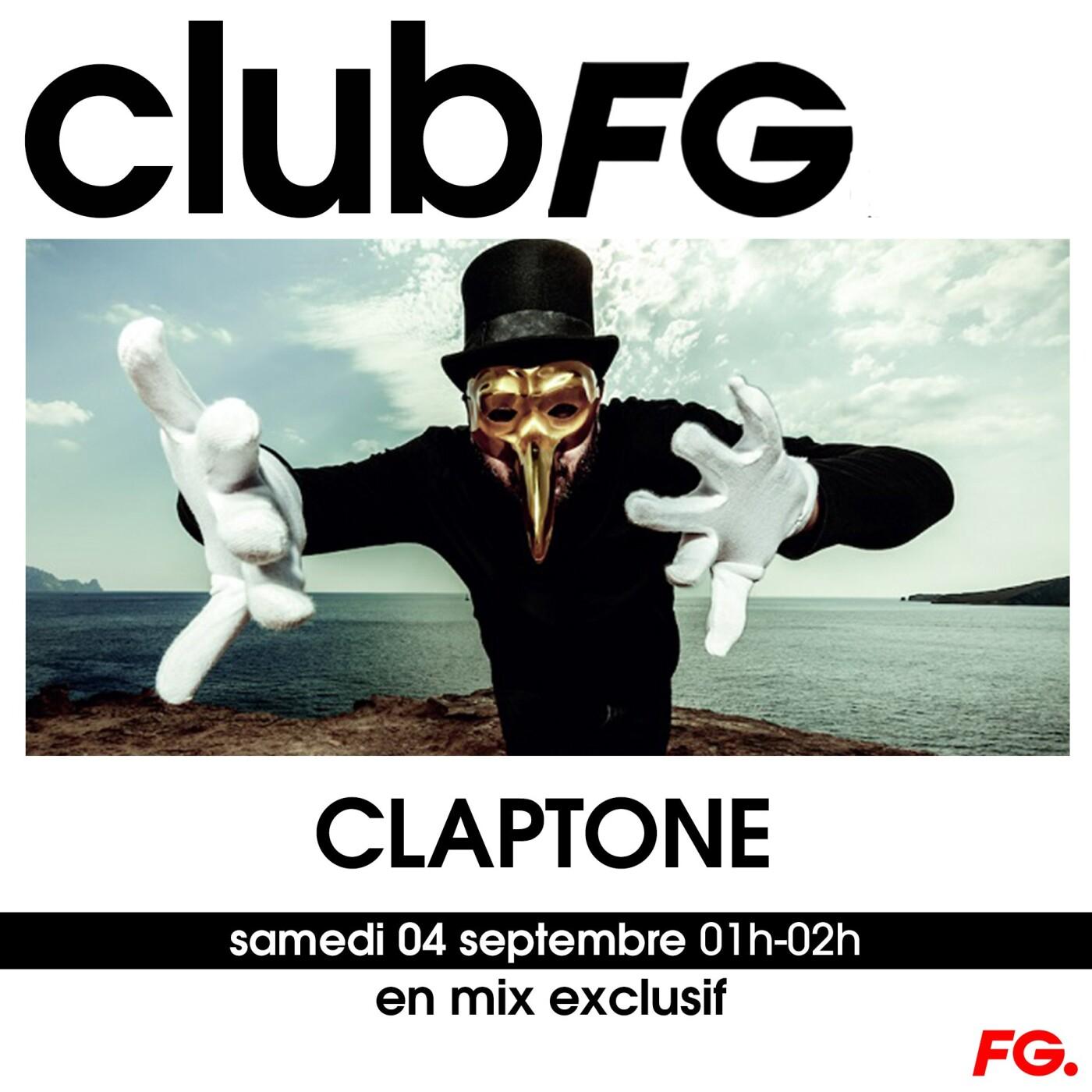 CLUB FG : CLAPTONE