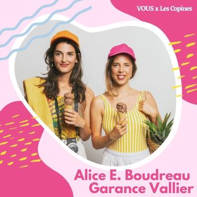 #51 LES COPINES - Garance et Alice, co-fondatrices des glaces artisanales OBA ! cover