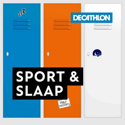# 8 Slapen en sport. Welke invloed heeft slaap op je sportprestaties? cover