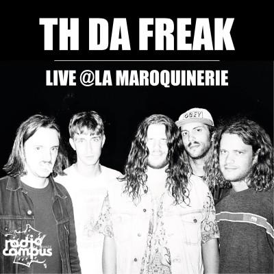 image TH Da Freak en live @La Maroquinerie