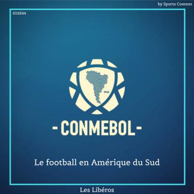 Le football en Amérique du Sud cover
