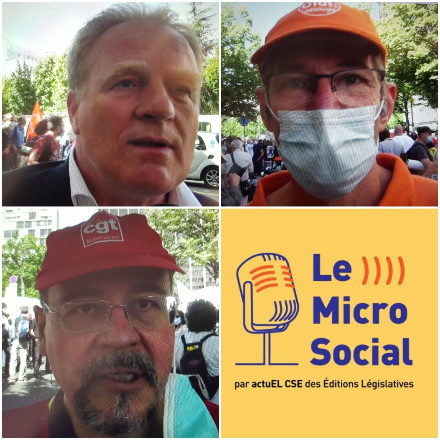 [Episode 7] Salariés, élus de CSE et délégués syndicaux face au PSE de Nokia Alcatel-Lucent
