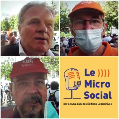 [Episode 7] Salariés, élus de CSE et délégués syndicaux face au PSE de Nokia Alcatel-Lucent cover