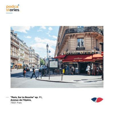 ep. 11, Avenue de l'Opéra, 75001 Paris cover