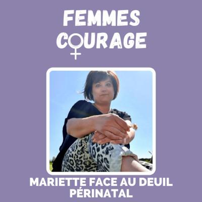 Épisode #20 - Mariette face au deuil périnatal cover