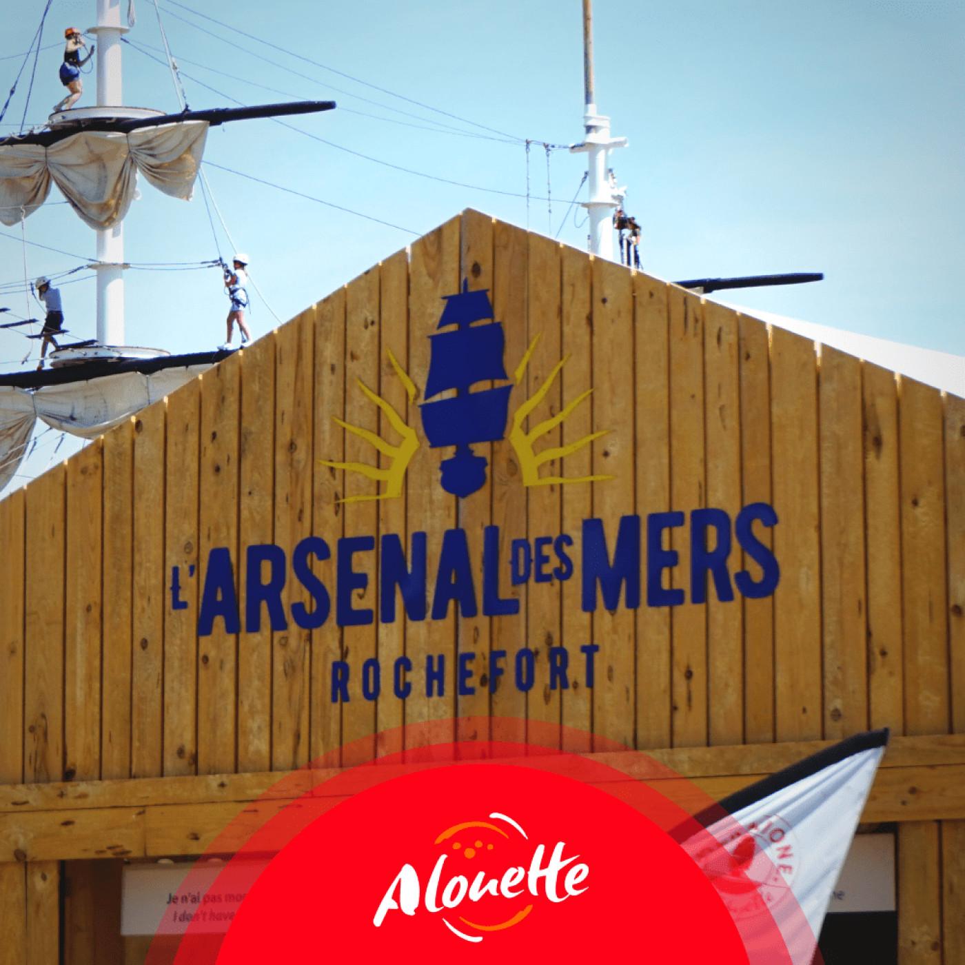 À l'Arsenal des Mers, vivez une aventure maritime !
