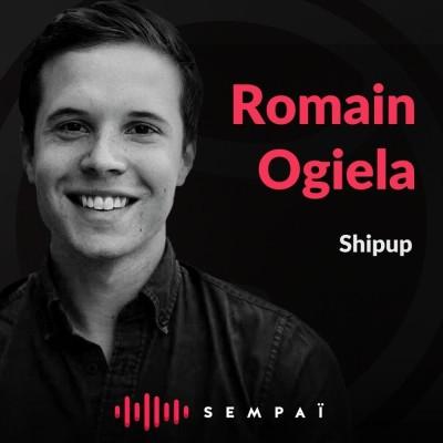 ShipUp avec Romain Ogiela cover
