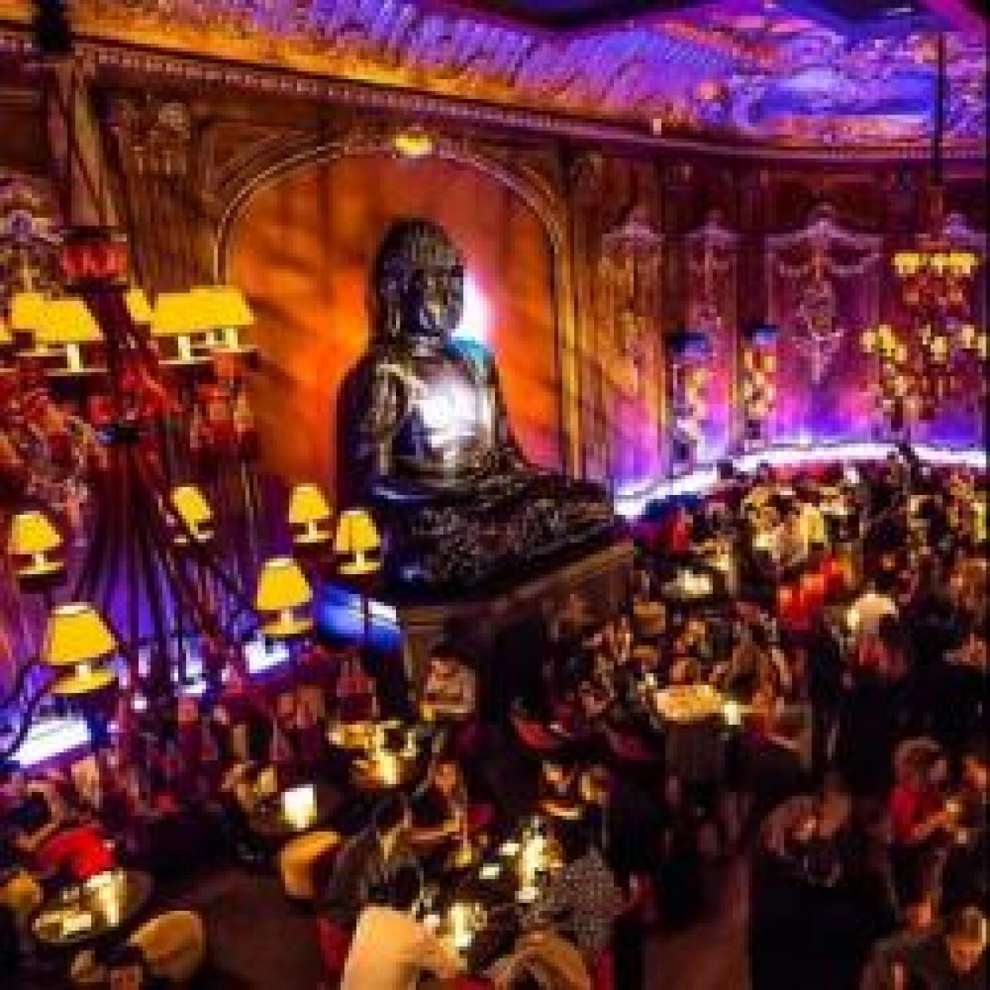 FG INVITE : LE BUDDHA BAR DE MONACO