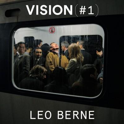 VISION #1 - LEO BERNE cover