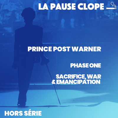 (#LPCHS) Prince Post-Warner, Phase 1 - Sacrifice, War & Emancipation (feat. JP & Raphael Melki) cover