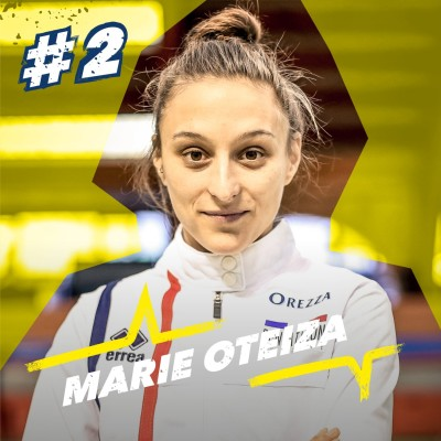 #2 Marie Oteiza, de Pierre de Coubertin aux JO de Tokyo 2021. Une vie de pentathlon cover