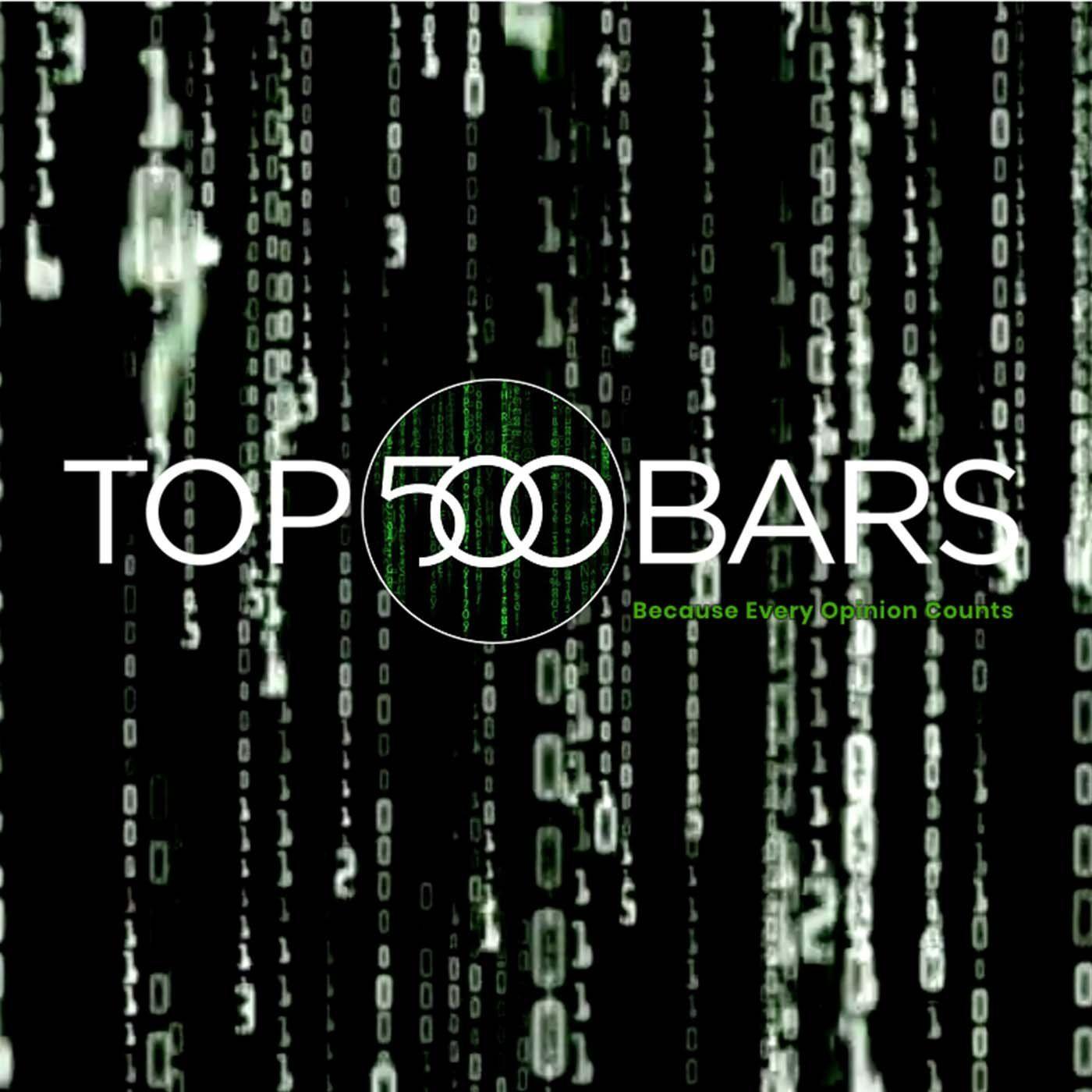 Podcast Infosbar Inside #11- Le 1er classement digital  Top 500 bars