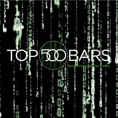 image Infosbar Inside #11- Le 1er classement digital  Top 500 bars