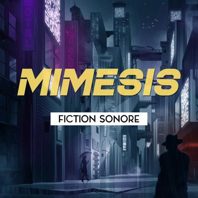 Mimesis, la fiction sonore cover
