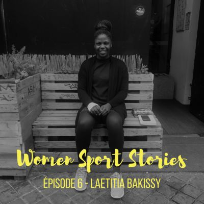 Episode 6 : Laetitia Bakissy cover