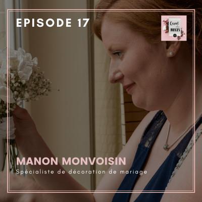 #17 - Manon, spécialiste de la décoration de mariage cover