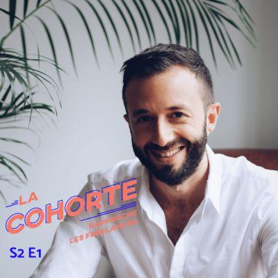 Cover' show La Cohorte/ S2E1/ Trouver des clients... via son réseau
