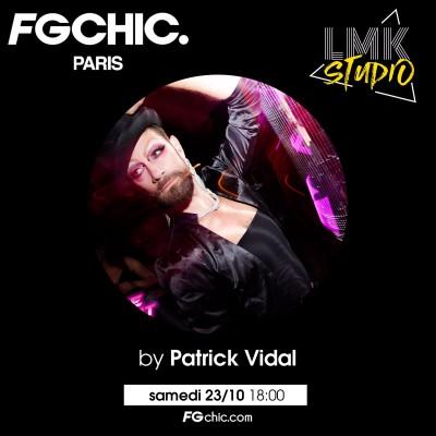 LMK STUDIO AVEC PATRICK VIDAL DU 23 octobre 2021 cover