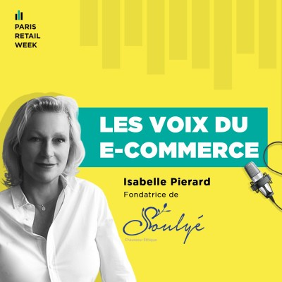 Isabelle Pierard, Fondatrice de Soulyé cover