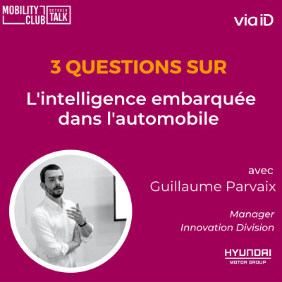 October Talk #31 L'intelligence embarquée dans l'automobile avec Hyundai Motor Group cover
