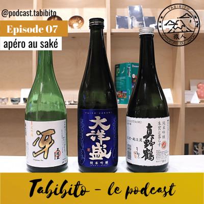 S1 Episode 07 - Spécial été : apéro au saké cover